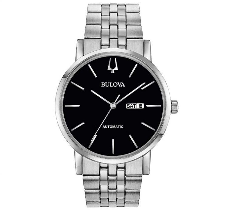 Bulova 96C132 - Reloj de Pulsera para Hombre de Acero Inoxidable