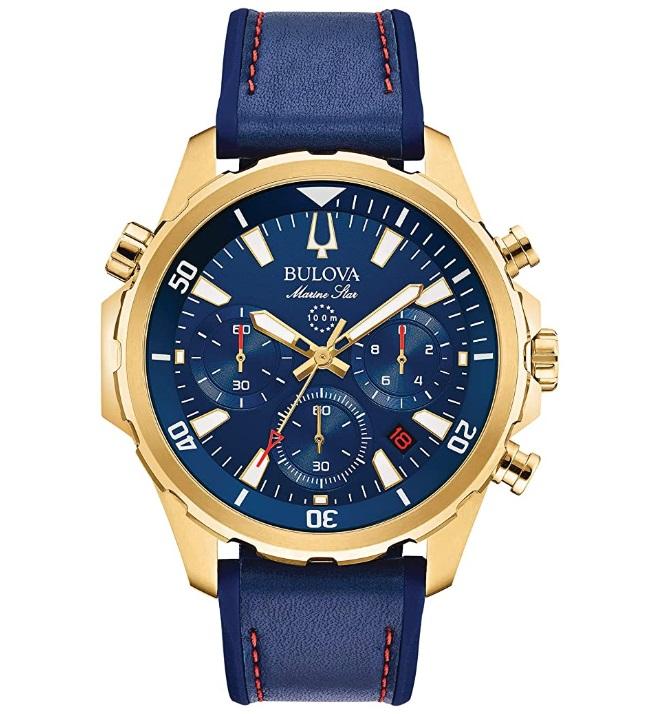 Bulova Marine Star 97B168 reloj hombre